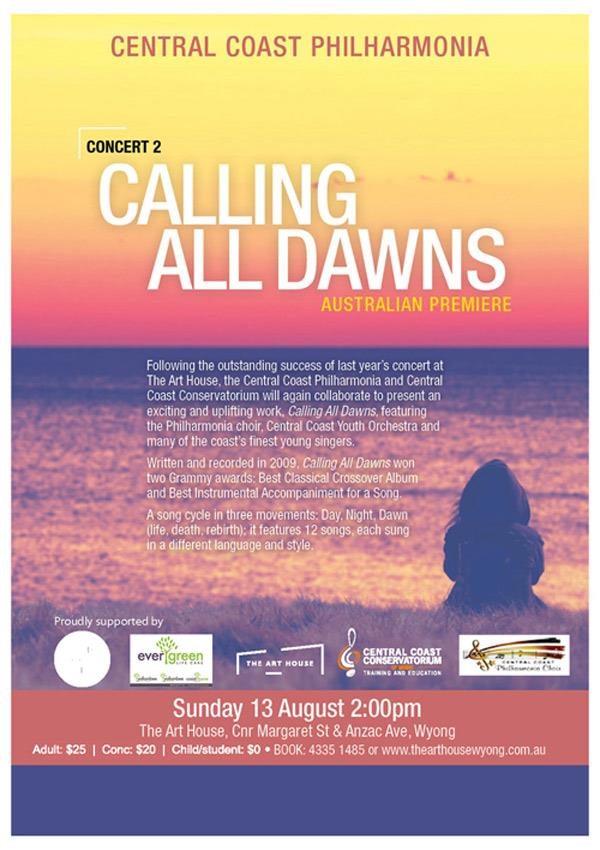 Calling Dawns Poster